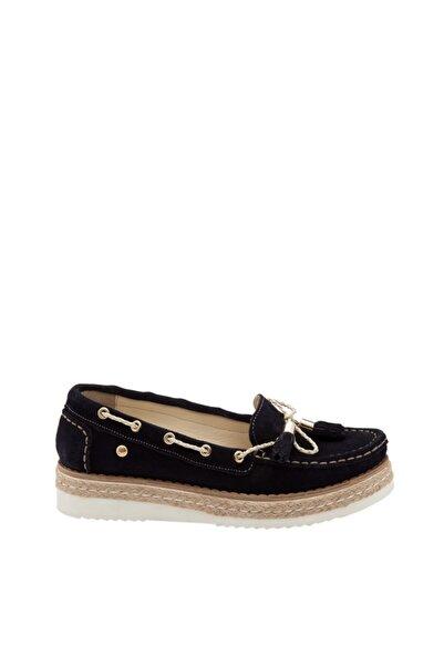 Hush Puppies Adalıne Amber Kadın Lacivert Ayakkabı