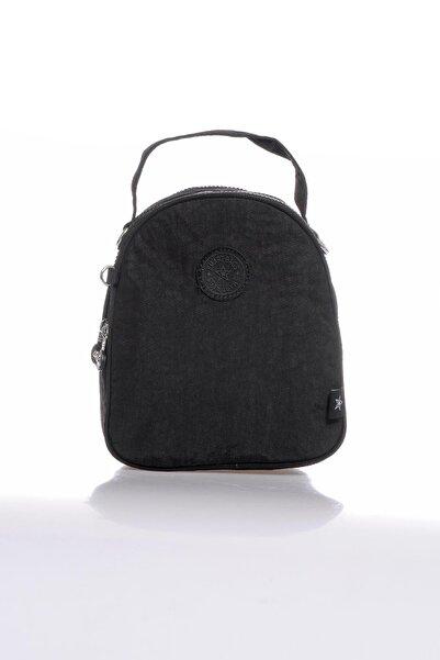 SMART BAGS Smb3063-0001 Siyah Kadın Sırt Çantası