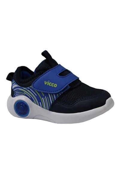 Vicco 346.b20y.213 Lacivert Anatomik (22-25) Işıklı Ayakkabı