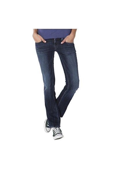 Mustang Gina Boot Kadın Jean Pantolon Mavi