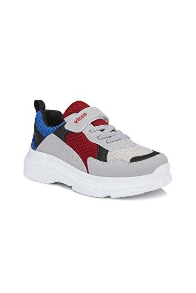 Vicco Alto Unisex Çocuk Gri Spor Ayakkabı