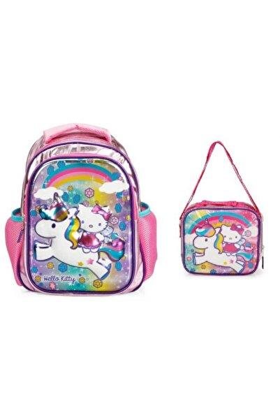 Hello Kitty Okul-beslenme Çantası Takım 95847