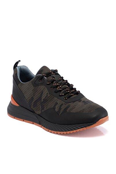 Tergan Haki Tekstil Erkek Ayakkabı 54901n5p