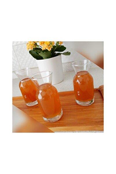 Paşabahçe Karaf Bardak 195 Cc. Limonata, Meşrubat, Ve Kahve Yanı Su Bardağı 3 Adet