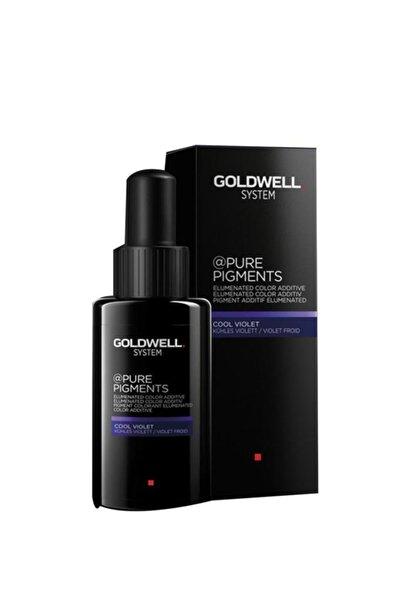 GOLDWELL Pure Pigments Boya Pigmenti Soğuk Mor 50 ml