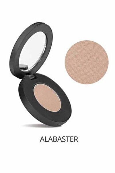 Ten Rengi Sıkıştırılmış Tekli Far - Alabaster Pressed Eyeshadow 4 G 696137101118
