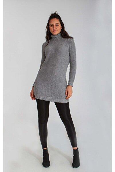 Collezione Mix Kadın Mix Spor Regular Tunik Uzun Kol