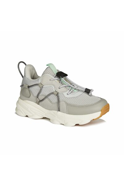 Vicco Baxi Unisex Çocuk Gri Sneaker