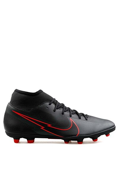 Nike Superfly 7 Club Fg/mg Erkek Çoraplı Krampon Ayakkabı At7949-060-sıyah