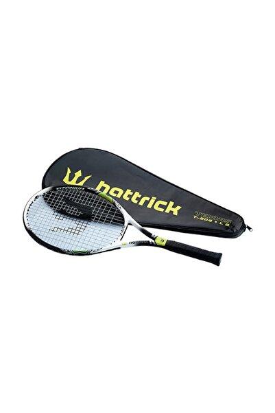 Hattrick T202 Tenis Raketi L2 Grip Beyaz - Yeşil
