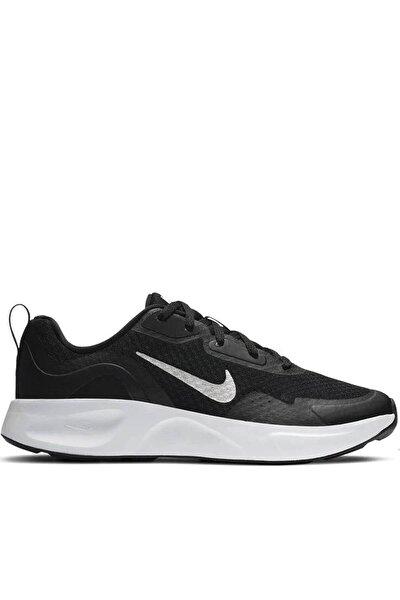 Nike Wearallday (Gs) Kadın Yürüyüş Koşu Ayakkabı Cj3816-002-siyah