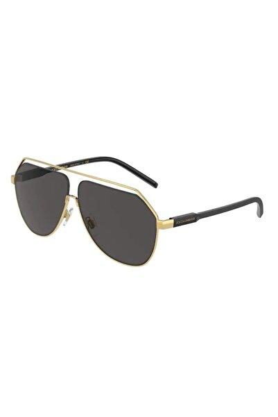 Dolce & Gabbana 0dg2266 02/87 63 Ekartman Erkek Güneş Gözlüğü