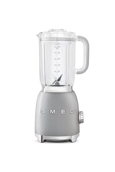 SMEG Blf01sveu Silver 800 Watt Smoothie Blender