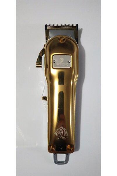 Hector Troy K2 Profesyonel Tıraş Makinesi Gold