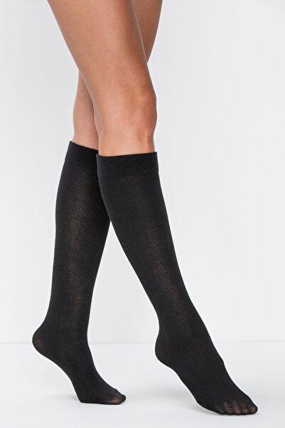Penti Angora Yün Karışımı Pantolon Çorabı   Pcpp35rt16sk