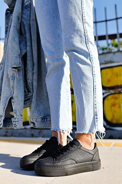Chekich Ch015 St Kadın Ayakkabı Sıyah