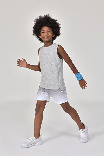 bilcee Gri Erkek Çocuk Atlet Gs-8164