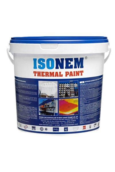 Isonem Thermal Paint Iç Ve Dış Cephe Isı Yalıtım Boyası 18 Kg