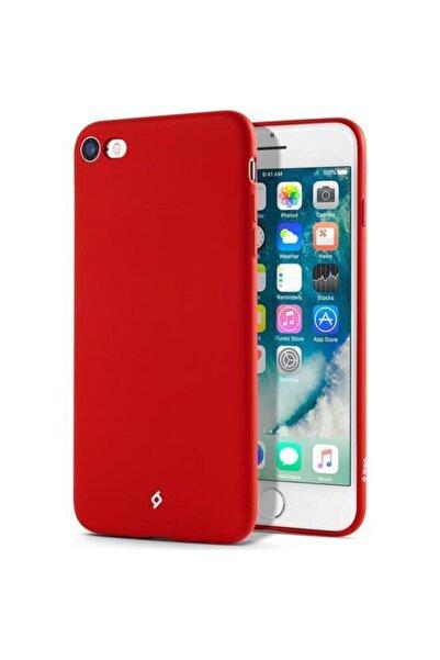 Ttec Smooth Silikon Kılıf Iphone 7-8 Plus Kırmızı