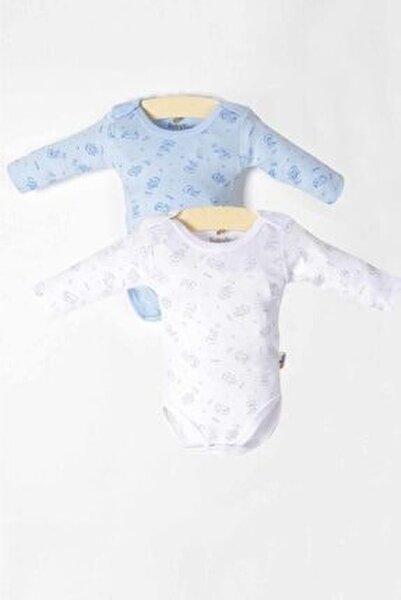 Erkek Bebek Body 2li Takım 103