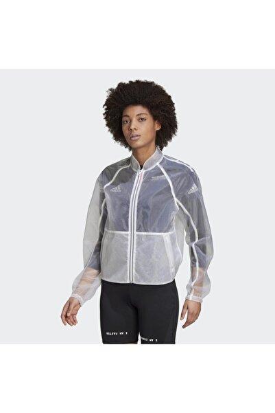 adidas W TRAN VRCT JK Beyaz Kadın Eşofman 101118179