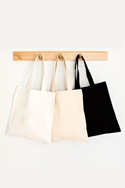 Çınar Bez Çanta Üç Renk Bez Çanta