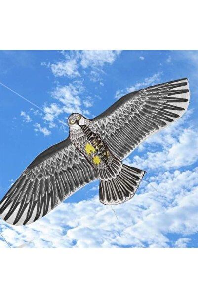 ONUR UÇURTMA Kartal Uçurtma Büyük Boy 170 Cm X 75 Cm Yırtılmaz Kuş Desenli Uçurtma Fiber 3d Baskılı