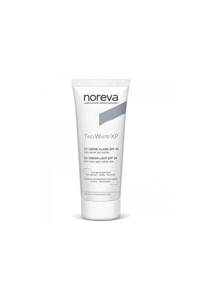 Noreva Trio White Xp Cc Cream Light Spf30 40 ml
