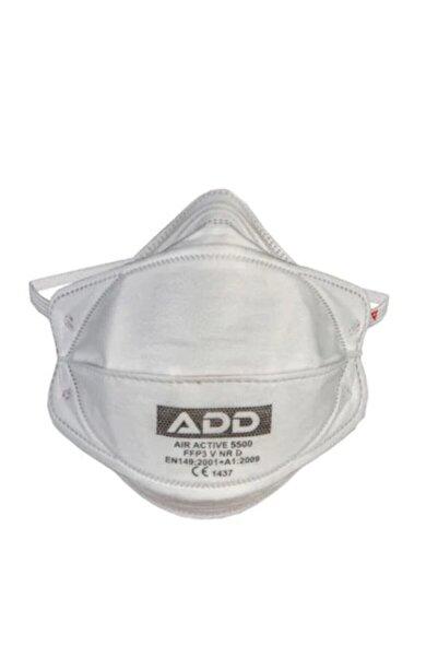 Add Air Active 5500 N95 Ffp3 Ab Standartı Sertifikalı Maske