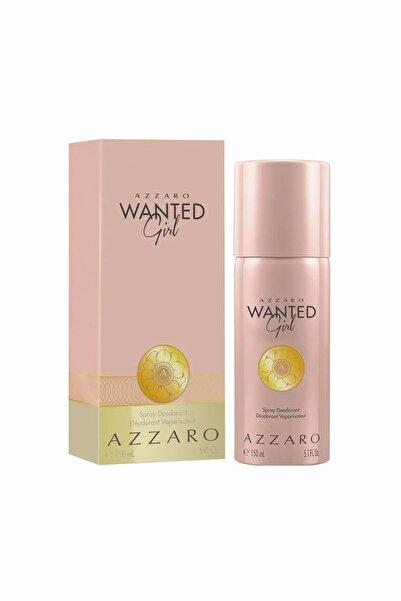 Azzaro Wanted Girl Deodorant 150 ml Kadın Deodorant