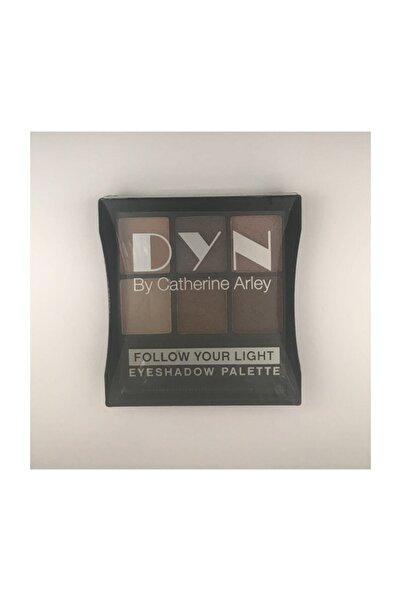 Catherine Arley Dyn By Eyeshadow Palette Far 01
