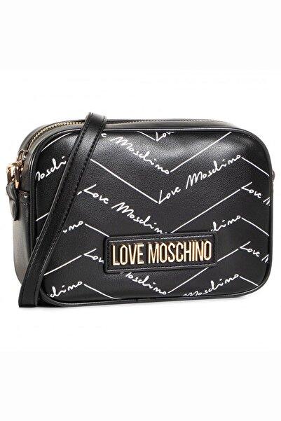 Love Moschino Love Moschıno Jc4246pp0bkh0 Siyah Kadın Omuz Çantası