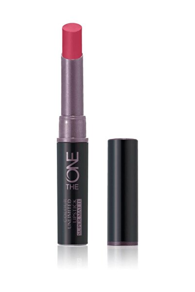 Oriflame The One Colour Unlimited Ultra Mat Ruj - Perennial Pink