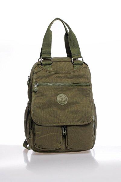 SMART BAGS Smbky1174-0029 Koyu Yeşil Kadın Sırt Çantası