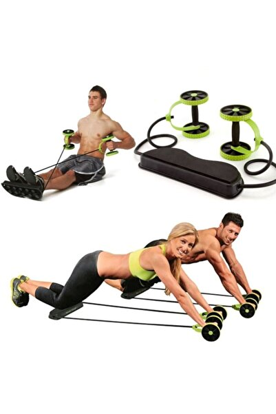 epazzar Revoflex Multiflex Pro Karın Kası Göbek Eritme Fitness Egzersiz Spor Aleti
