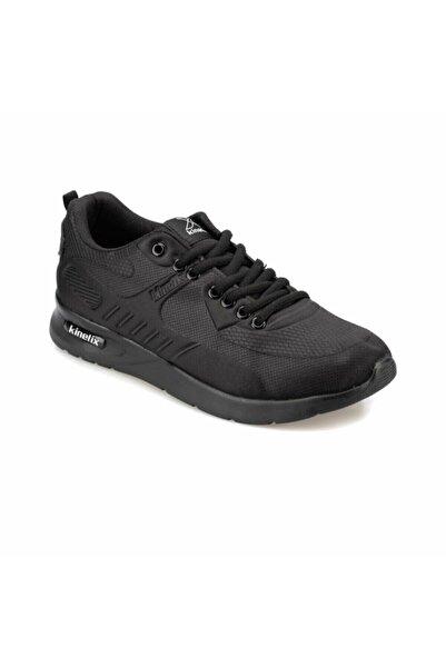 Kinetix Siyah Kadın Yürüyüş Ayakkabısı