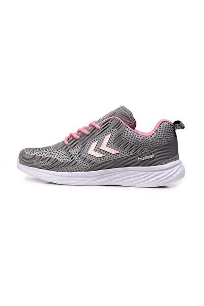 HUMMEL HMLFLOW SNEAKER Gri Kadın Koşu Ayakkabısı 100484878