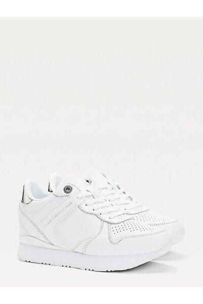 Tommy Hilfiger Kadın Th Dolgu Topuk Sneaker