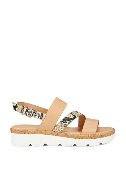 Nine West Bıllıe3 Krem Kadın Sandalet
