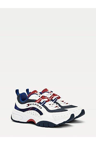 Tommy Hilfiger Erkek Tj Heritage Runner Sneaker
