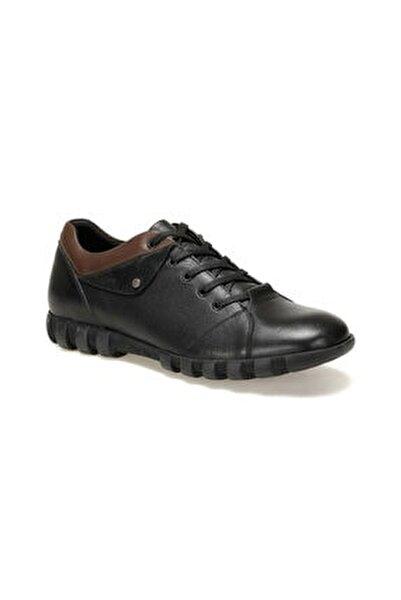 704 C 19 Siyah Erkek Ayakkabı