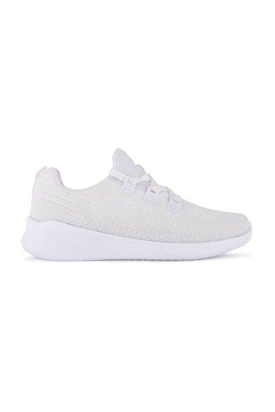 Slazenger Kadın Ayakkabı Beyaz Traffıc Koşu & Yürüyüş