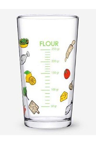 Paşabahçe Desenli Ölçü Bardağı 570 Cc