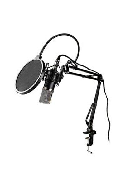 Sn-03p Profesyonel Stand Ve Filtreli Youtuber Ve Masaüstü Mikrofon