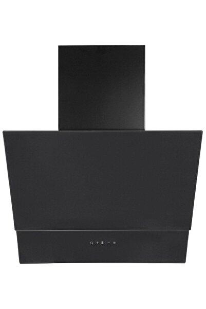 Oscar 5659 - 60 Cm Siyah Eğik Cam Dav. Touch Kontr