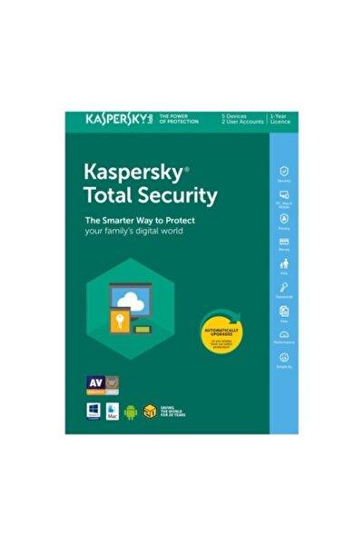 KASPERSKY Total Security 2020 - 1 Yıl - 3 Pc