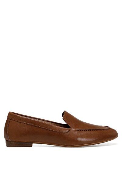 Nine West Sushı Taba Kadın Loafer Ayakkabı