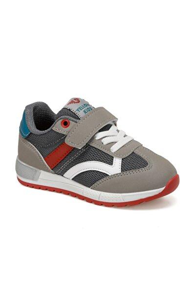YELLOW KIDS GORGO Gri Erkek Çocuk Spor Ayakkabı 100514947