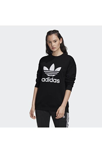 adidas Kadın Sweatshirt Trf Crew Sweat Fm3272