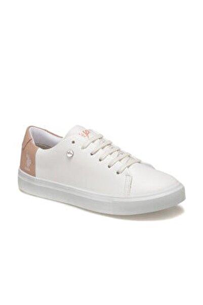 Nordes 9pr Beyaz Kadın Sneaker Ayakkabı